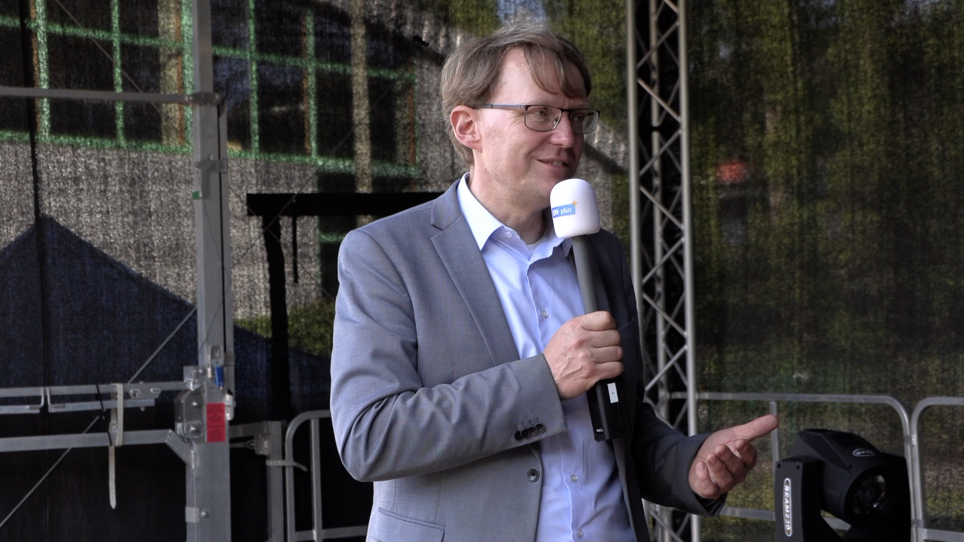 Gevelsbergs Bürgermeister Claus Jacobi