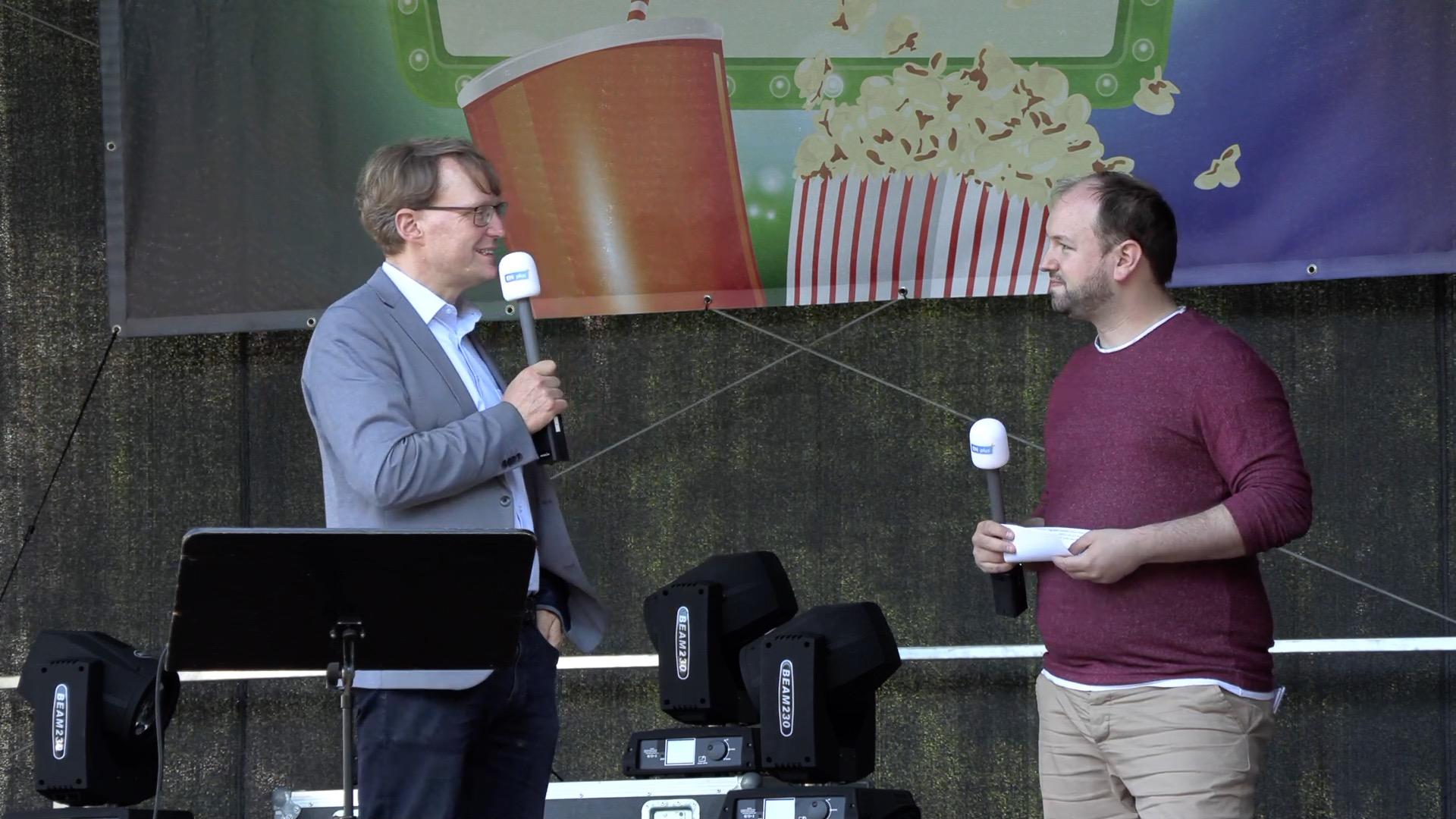 Gevelsberger Bürgermeister Claus Jacobi