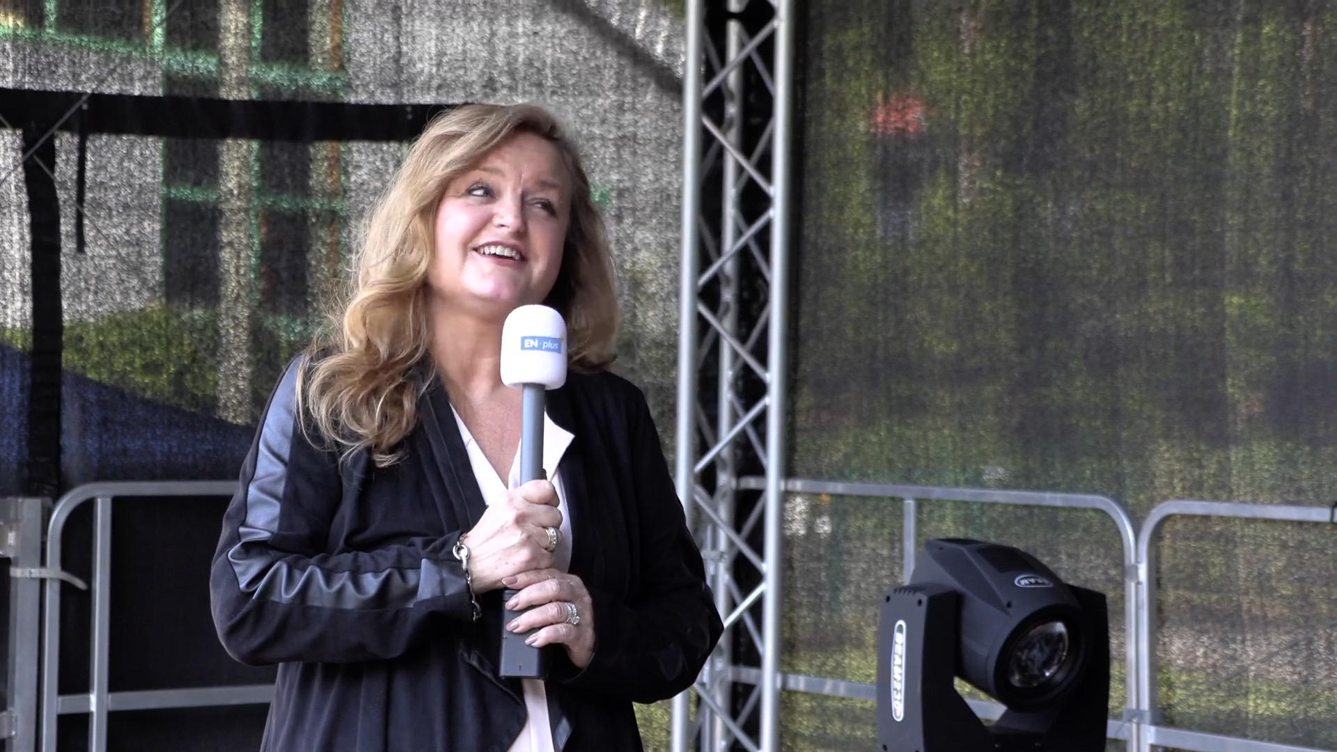 Jutta Kartenberg von der gleichnamigen Konditorei