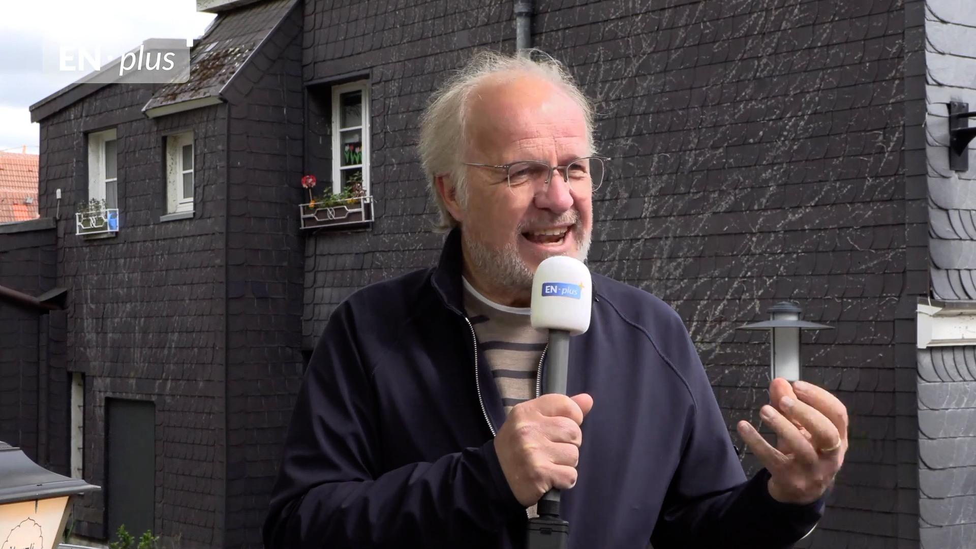 Hattinger Bürgermeister Dirk Glaser