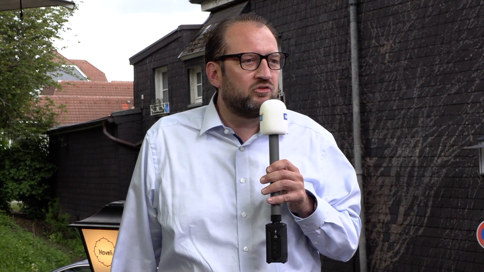 Lars Martin vom Gastro-Verband DEHOGA