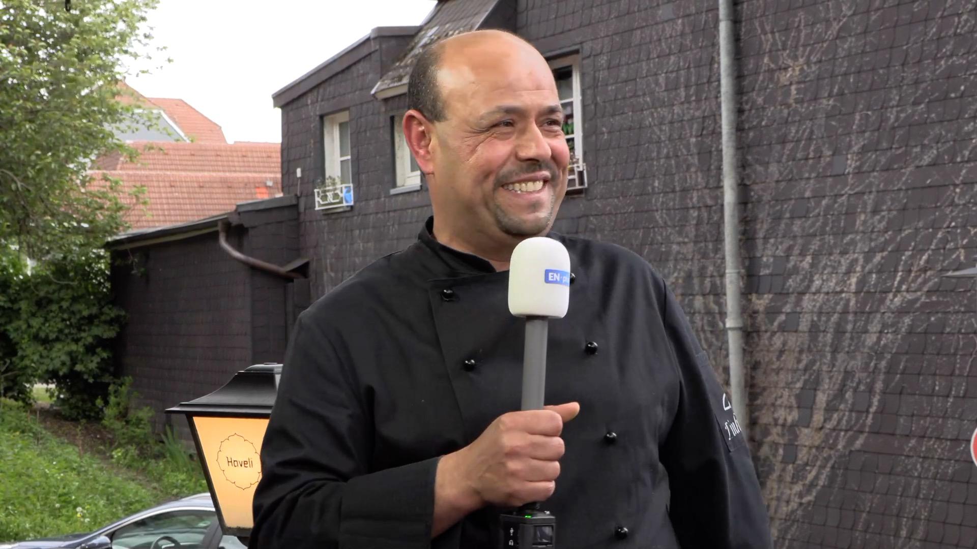 Gastronom Moncef ben Zaied